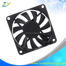 choiceness High quality DC 70X70X10MM Brushless 12v Cooling Fan computercase