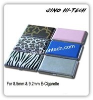 Metal case suited to e-cigarette for 8.5mm and 9.2mm length cig