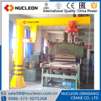 Nucleon 5 ton Small Jib Crane with Electric Hoist