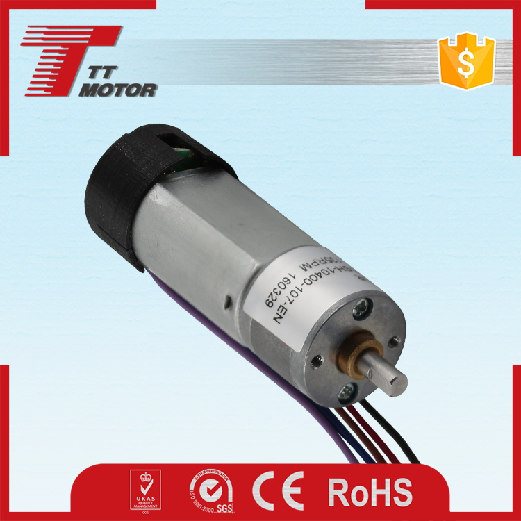 12 Volt electric mini toy motor gear box for testing machines