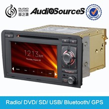 Top sell Audiosources! Radio For Audi A3 Car Dvd Gps Navigation System