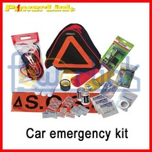 S80235 32 Piece Car Accident Emergency Preparedness Kit