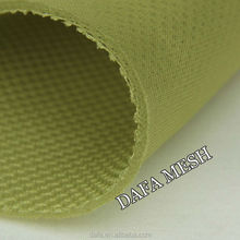 100% polyester 3d spacer/air mesh fabrics with small hole size
