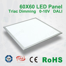 45W CE ROHS ERP SAA Approved Traic/DALI-0-10V Dimmable 5 Year Warranty CRI 82 Panel Light 600X600