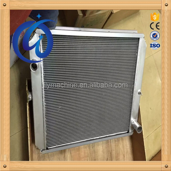 Excavator Spare Parts Oil Cooler For Doosan DH300-7 Radiator