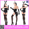 Wholesale Fashion Lady's Pink Easter Bunny Costume