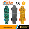 22 Inch flying water transfer fishskateboard, longboard skateboards for kids