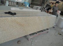 Sunset Gold wholesale kitchen granite countertop