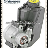 Power Steering Pump With Attached Reservoir