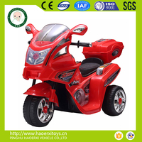 Electric motorcycle for children ride on toy car