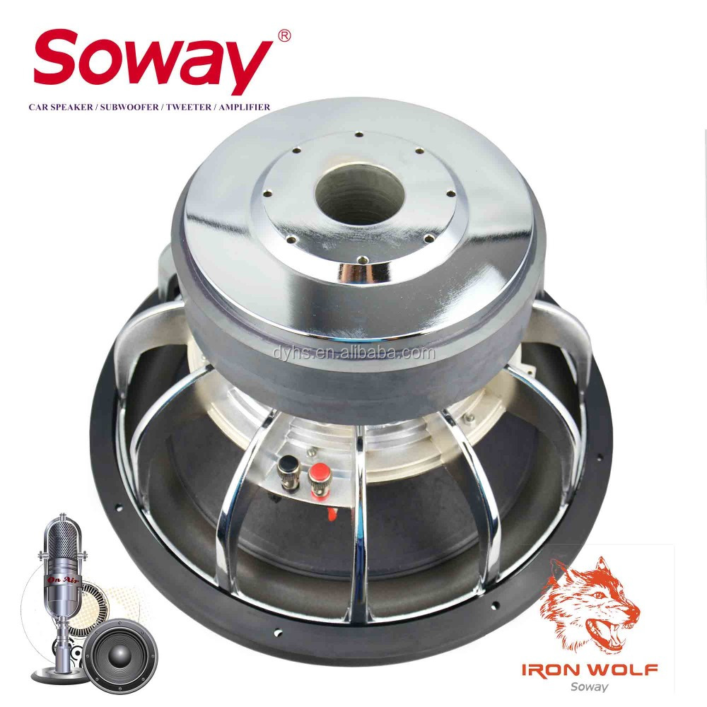 Soway High Quality Max Power Handling 3000w Dual Voice Coil Ng 1575 To Hook Up Sub On Speaker Wiring Diagram 15inch Subwoofer Buy 15 Subwoofersubwoofercar Audio System Product Alibaba