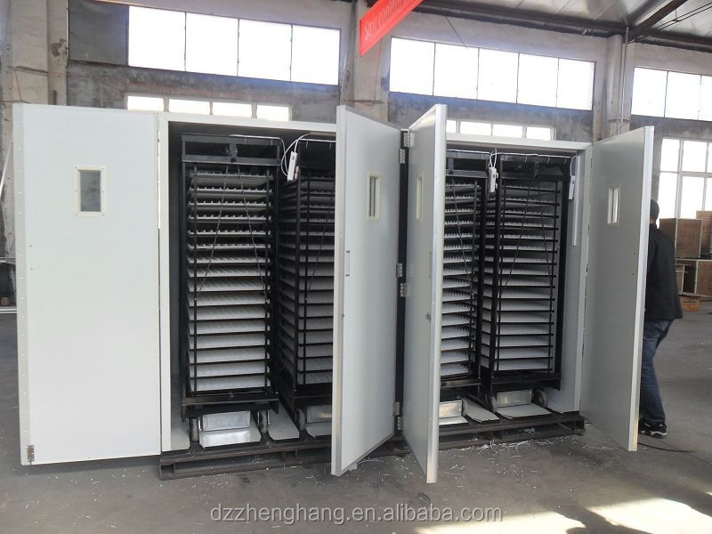 Poultry equipments egg hatching machine the incubator for hatching 22528 eggs ZH-22528 eggs incubators hatcher