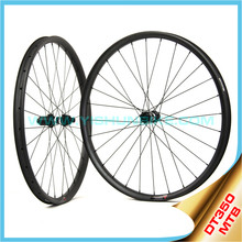 2016 YISHUN 350S hubs Wheelset 42mm width 27.5'' Mountain Bike Clincher /Tubeless ready Carbon Wheels good quality