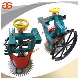 cotton stalk puller|cotton stalk drawing out machine|machine for pulling cotton stalk