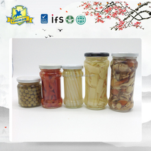Hot selling delicious nutrient sea asparagus canned Korean food
