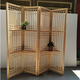 Customized folding screen soundproof room divider