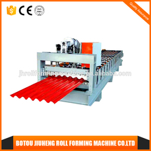 Automatic cnc control 820 joint hidden roll forming machine
