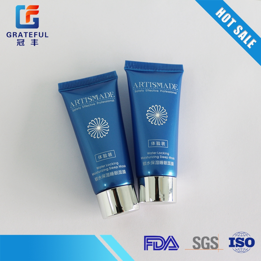 Eco-friendly cosmetic tube and cartoon red tube packaging