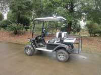 Chinese Electric solar Golf Cart for golf clubs