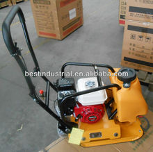 Best Selling Model!!! POWER-GEN BP-C80TH HONDA GX160 Water Tank Mounted Forward Plate Compactor