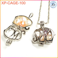 Wholesale Pendant Cage Pearl Pearl Jewelry
