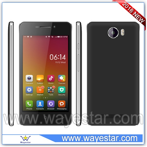 Cheapest price 4inch Android 5.1 3G WCDMA smartphone 512MB+4GB SC7731 only need $26 FCA HK