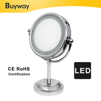 Magnifying Light LED Cosmetic Mirror