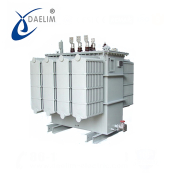 Factory direct price 20 kv 250 kva oil immersed transformer