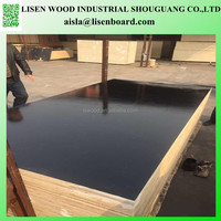 9mm 10mm,12mm,15mm,18mm Thick 4ft*8ft sizes Waterproof Film Faced Construction Shuttering Marine Plywood For Dubai