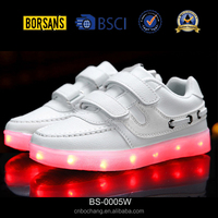 New style led kids shoes sport light up shoes,wholesale shoes with light for kids