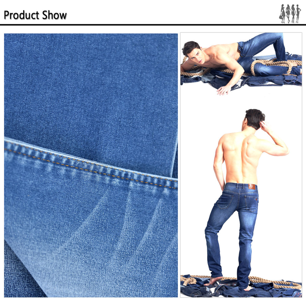 Supply type In-Stock Items or Make-to-Order 8.6oz denim water repellent cotton fabric