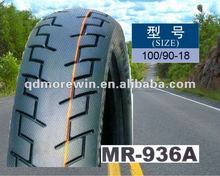 MAORUN 100/90-18 motorcycle tire made in China