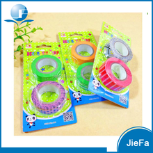 Decorative colored packing tape for students DIY art crafting