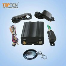 HOT mini GPS/SMS/GPRS tracker TK103A vehicle car real time tracking device system