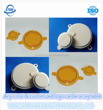 customized service accepted -container cap seal,200ml drum cap