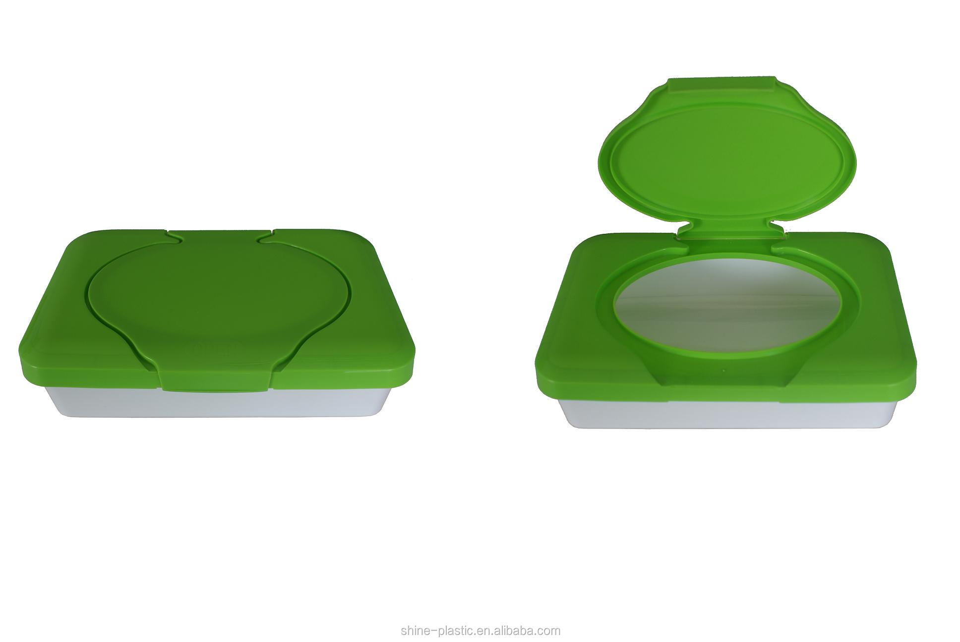 plastic box for wet wipes ITEM017