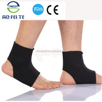 Ankle Support Padded Soft Neoprene Protective Ankle Sleeve Wholesale China