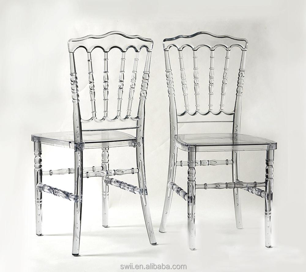 Wholesale White Resin Folding Chair Resin Colorful Wedding Plastic Chiavari C