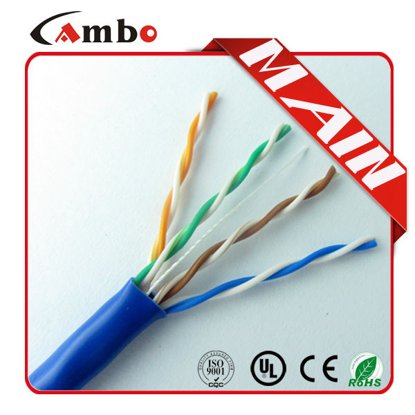 Free samples 4 pair 24awg cca/bc/ccag solid conductor 0.5mm pitch ffc cable