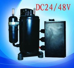 48v hvac compressor for High sensible Cooling Fixed Telephone Exchanges mobile Fiber optics cabinet cooling