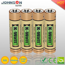 HOT SALE batteries aa alkaline high capacity rechargeable batteries aa