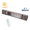 Longlife Bluetooth Outdoor Infrared Heater With