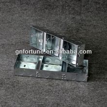 hot sale galvanized malleable iron electrical conduit angle box
