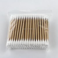 Ear Cleaning Bamboo Stick Cotton Bud