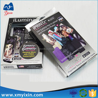 Full Color Printing paper cardboard box packaging for electronic