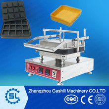 """press and bake"" tartlet machine for the production of tart shells"