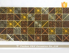 High Quality Golden Drawing Carpet Ceramic Floor Tiles,300x600 Ceramic Wall Tile