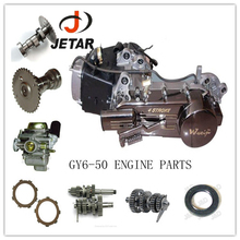 HOT SALE !! Motorcycle engine body parts for gy6 50