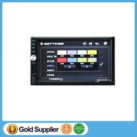 7 Inch Bluetooth TFT Screen Car Audio Stereo MP5 Player 12V 5 Auto 2-Din Support AUX FM USB SD MMC Support for Charger
