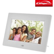 "7"" / 7 inch video input to digital frame"